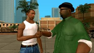 GTA San Andreas на нетбуке