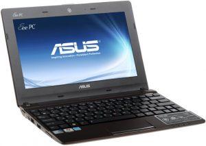 Дизайн Asus Eee PC X101CH