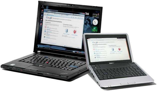 нетбук и ноутбук в чем разница