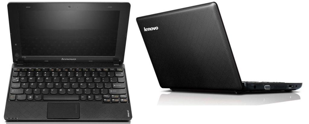 Lenovos100 в черном цвете