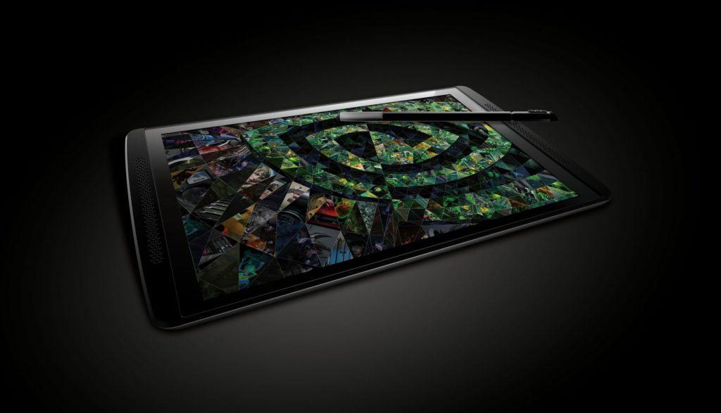 Игровой планшет nVidia