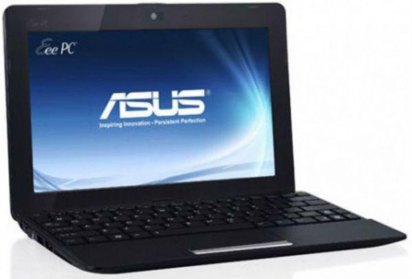 ASUS Eee PC 1015BX экран