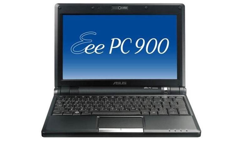Нетбук Asus Eee PC 900