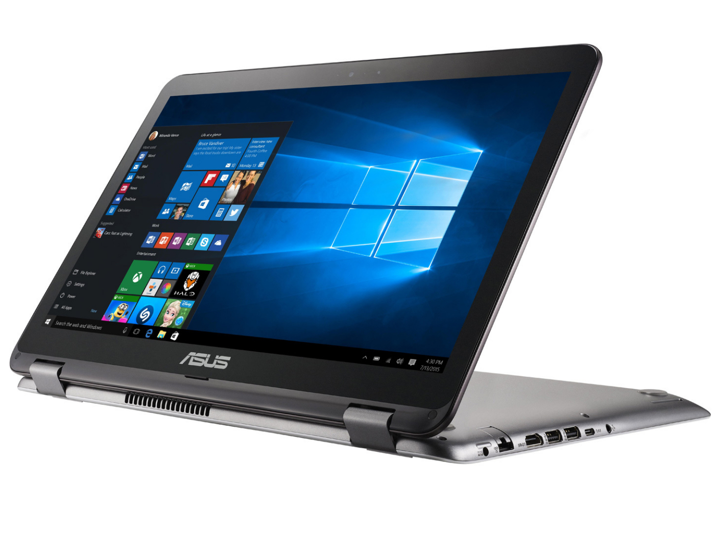 ASUS Vivobook flip TP501UQ