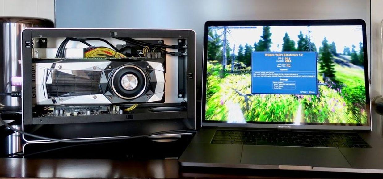 Как подключить видеокарту к ноутбуку