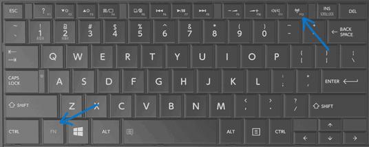 Переключатели и клавиатурные