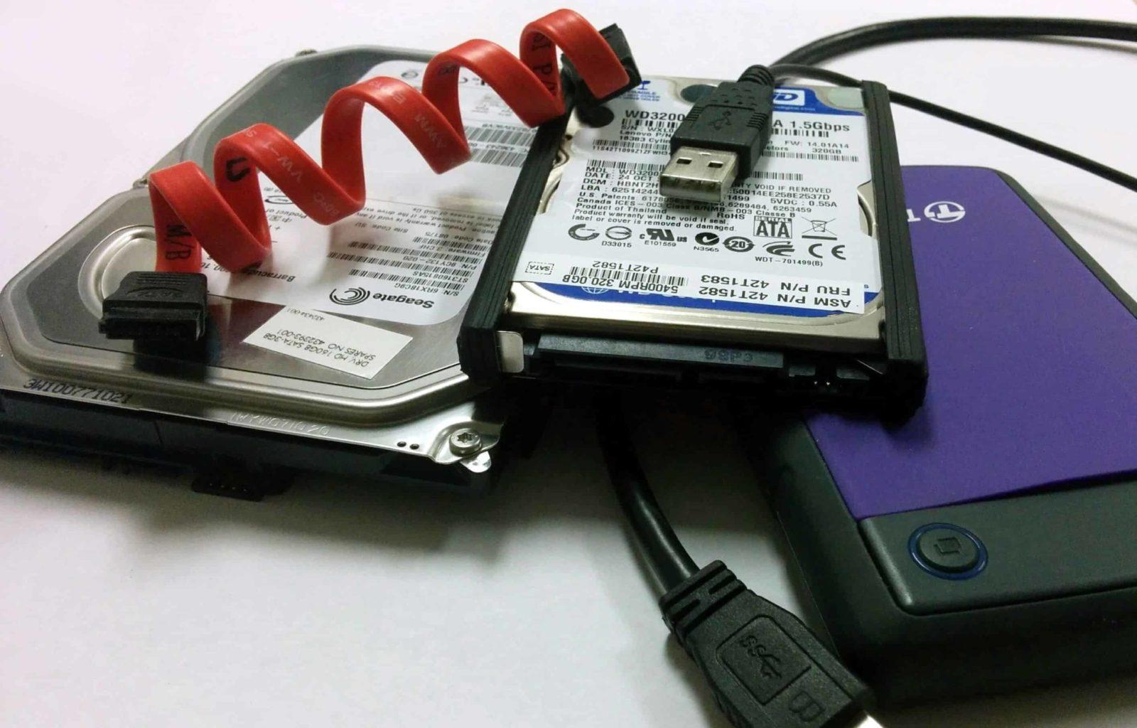 Диагностика причин, по которым ноутбук не видит жесткий диск