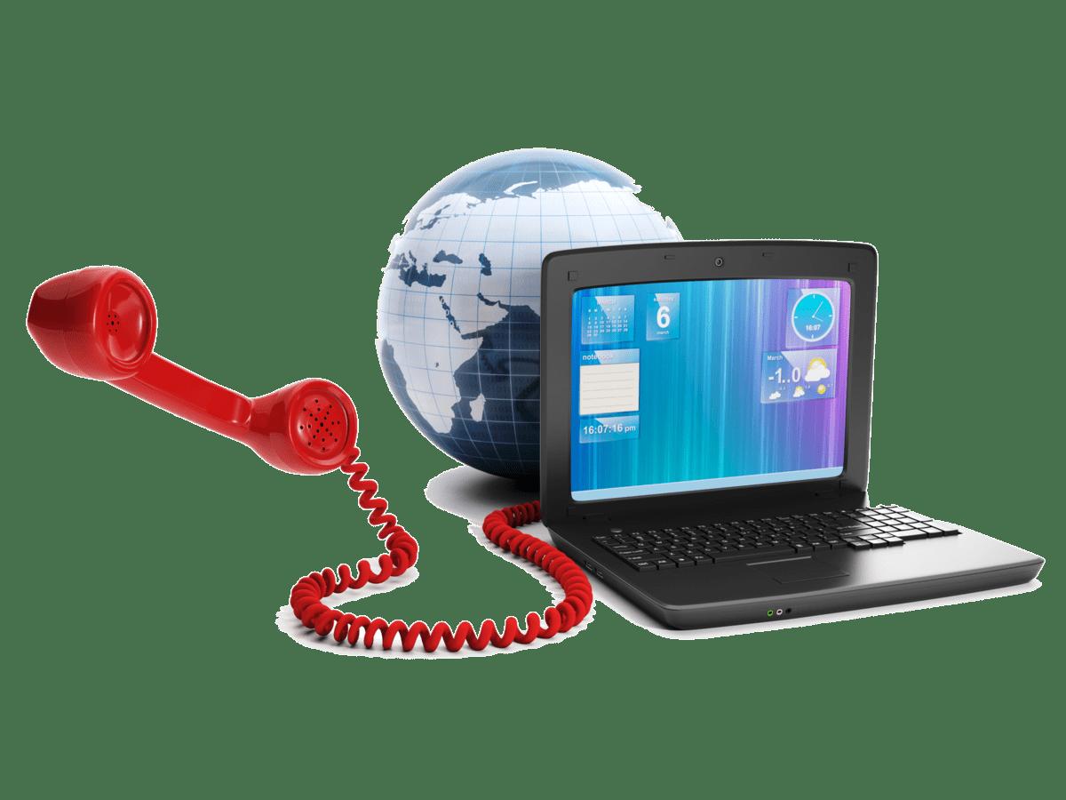 Можно ли осуществлять бесплатные звонки на мобильные телефоны с ноута