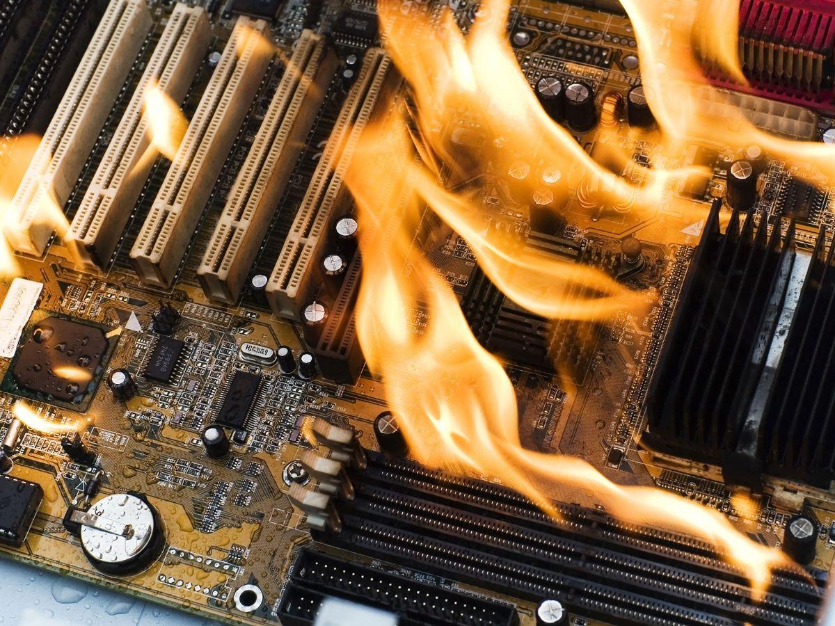 Влияние температуры процессора и видеокарты на работоспособность ноутбука