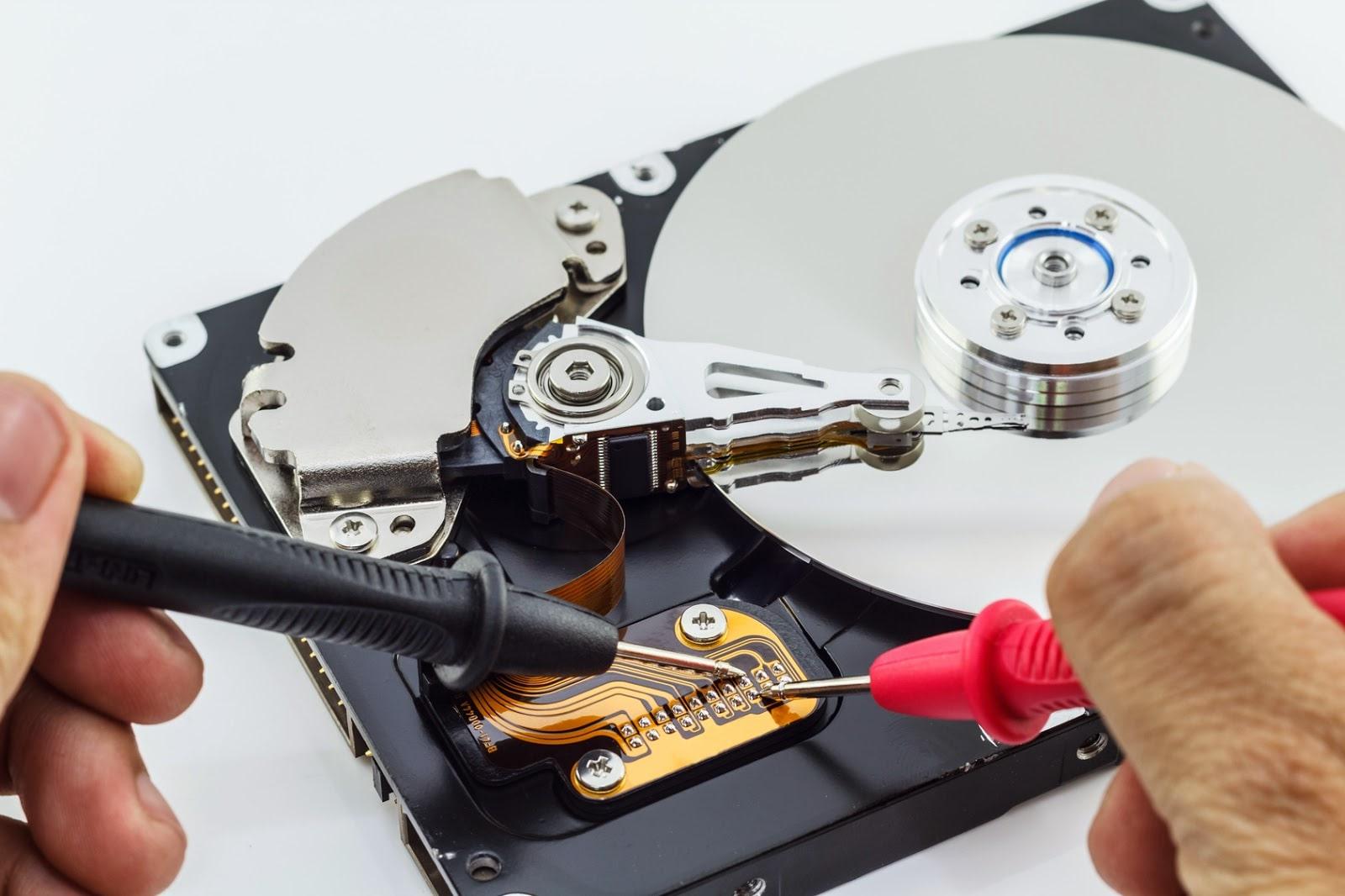 Что делать, если чтение жесткого диска не определяется ноутбуком