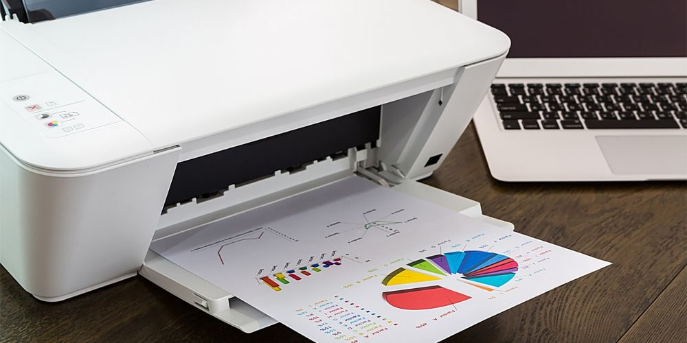 What to do if the laptop does not see the printer