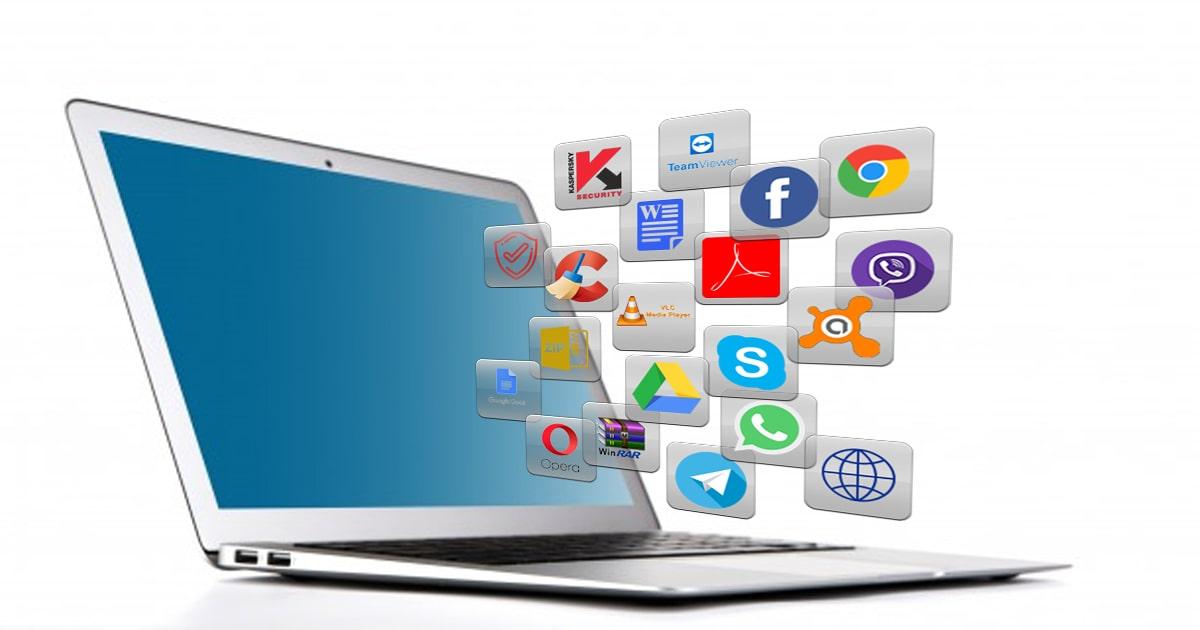 10 лучших бесплатных приложений для ноутбука
