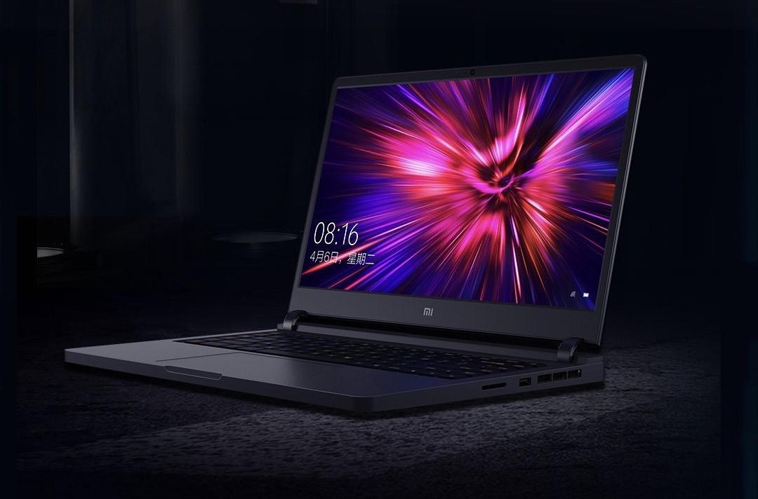 Xiaomi Mi Gaming Laptop на Core i5