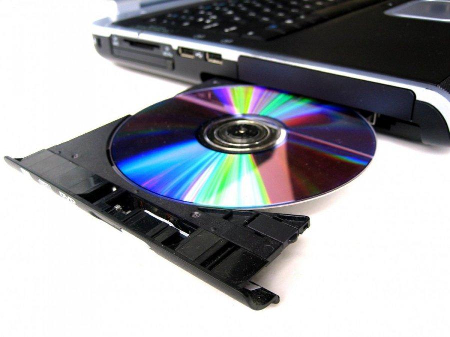 Немного об устройстве оптического дисковода и принципах записи данных