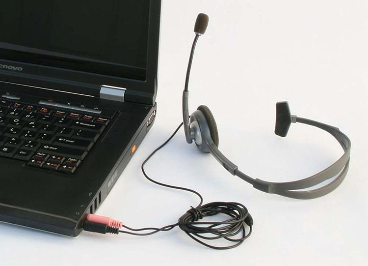Подключение и настройка наушников на ноутбуке