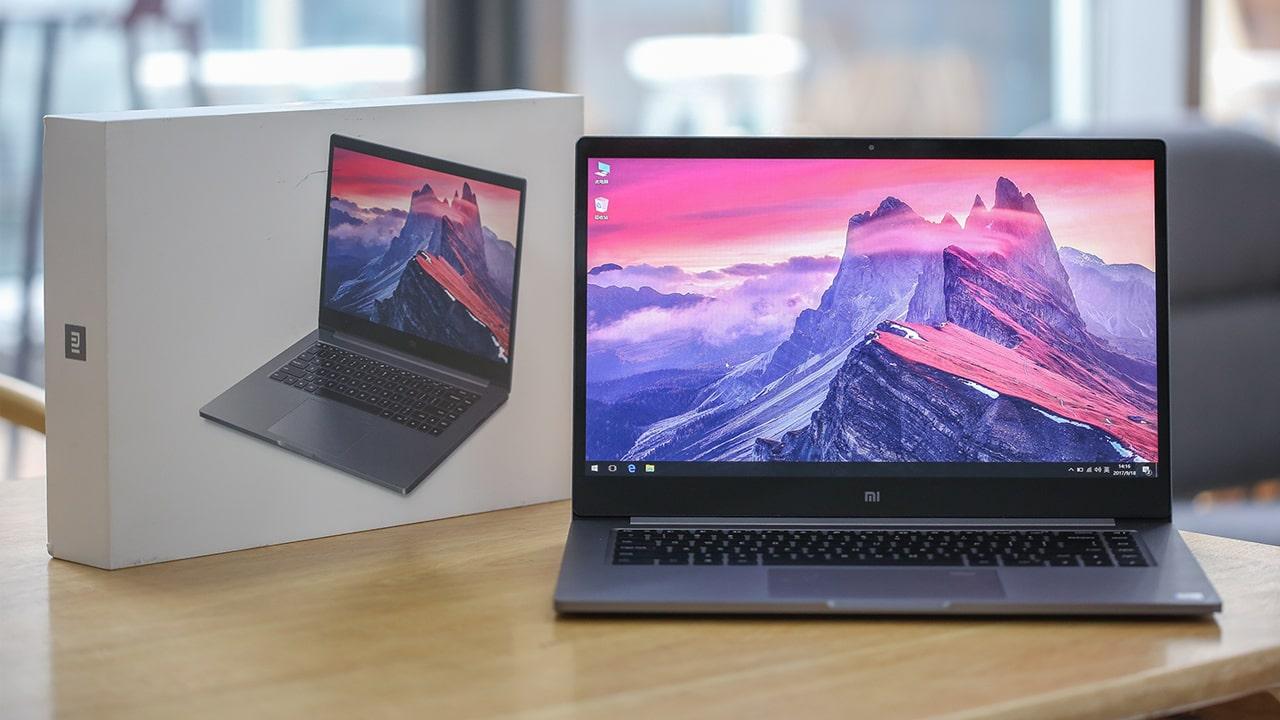 Xiaomi Mi Notebook Pro 15,6