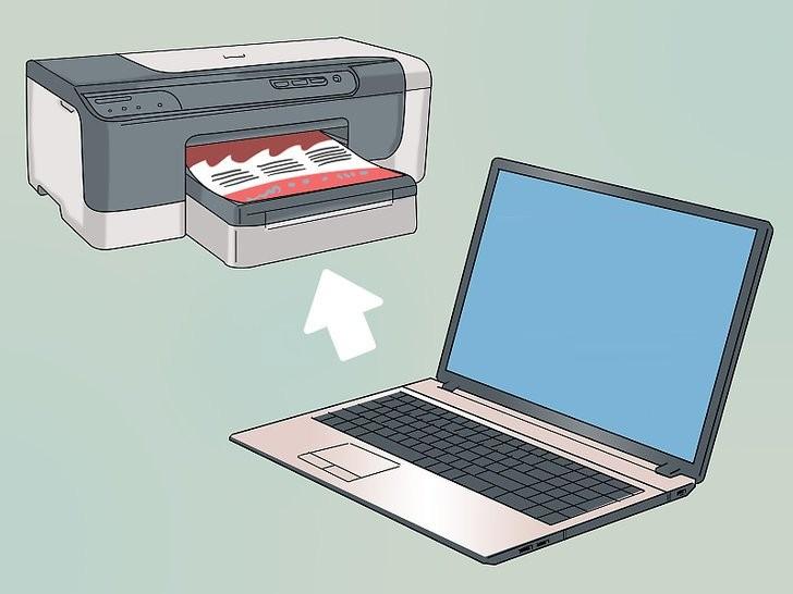 Инструкция по настройке печати принтера на ноутбуке