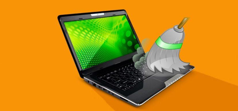 Как самостоятельно почистить ноутбук от вирусов