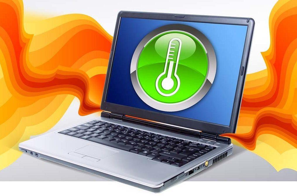 Способы измерения температуры ноутбука