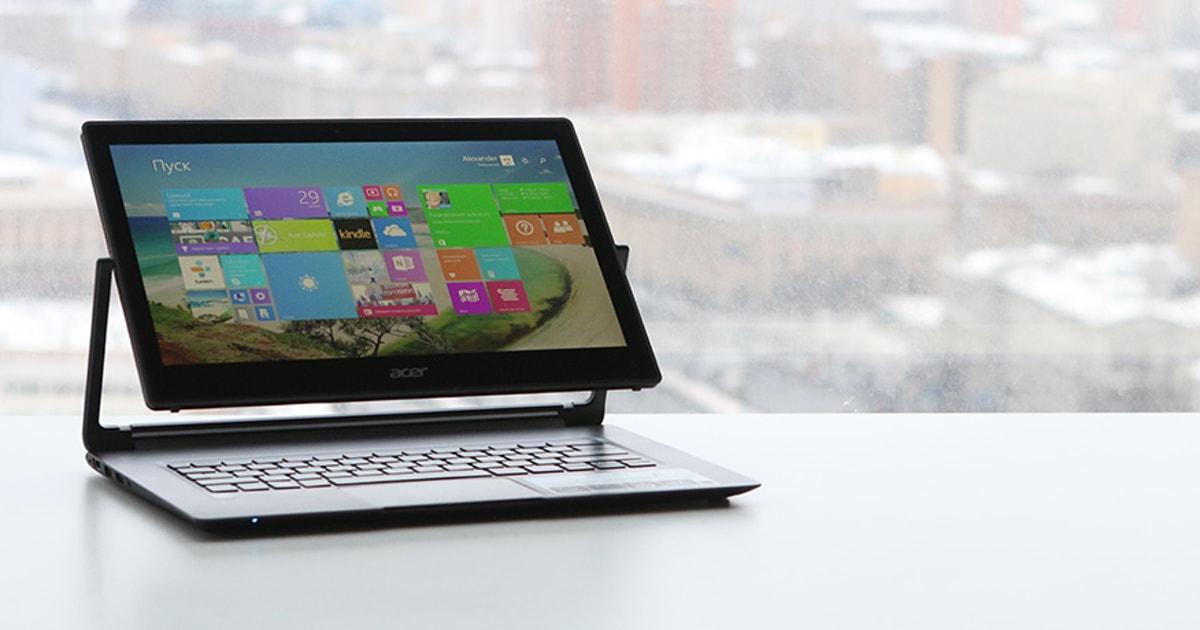 Преимущества и недостатки гибридных лэптопов