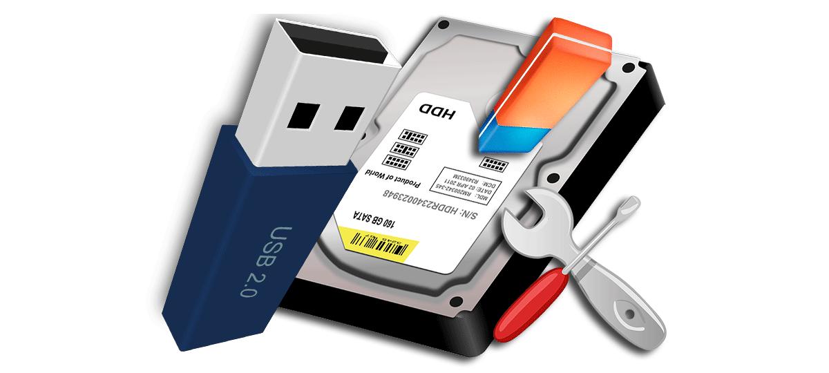 Форматирование жесткого диска на ноутбуке с ОС Windows