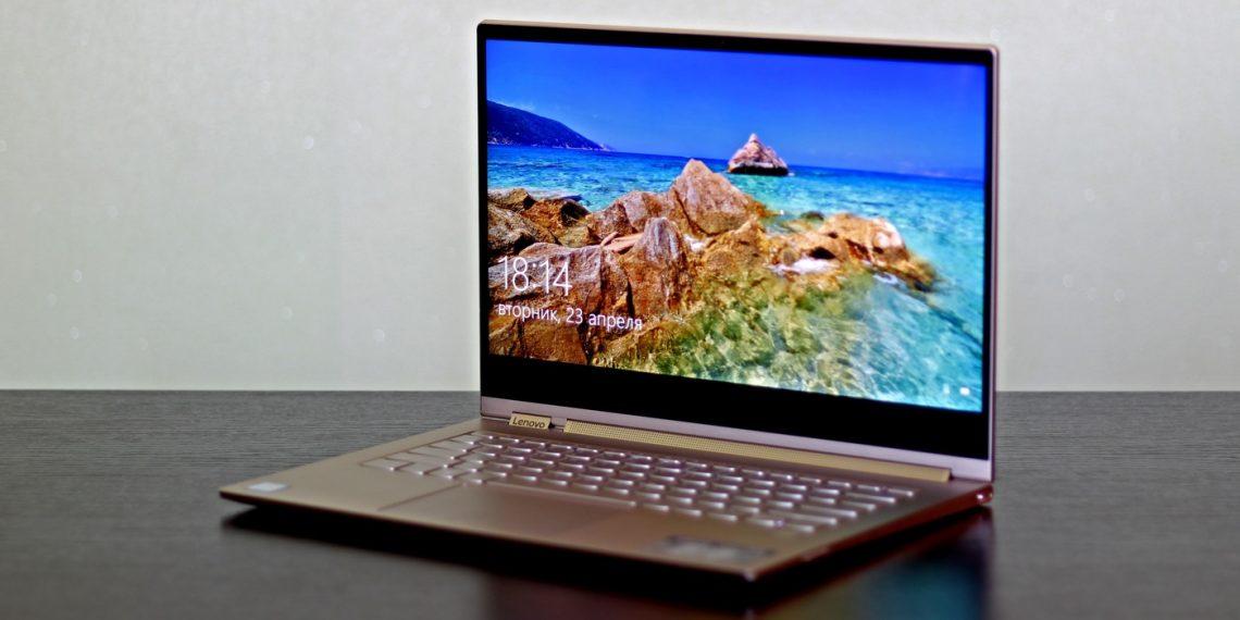 Обзор серии ноутбуков-трансформеров Lenovo Yoga