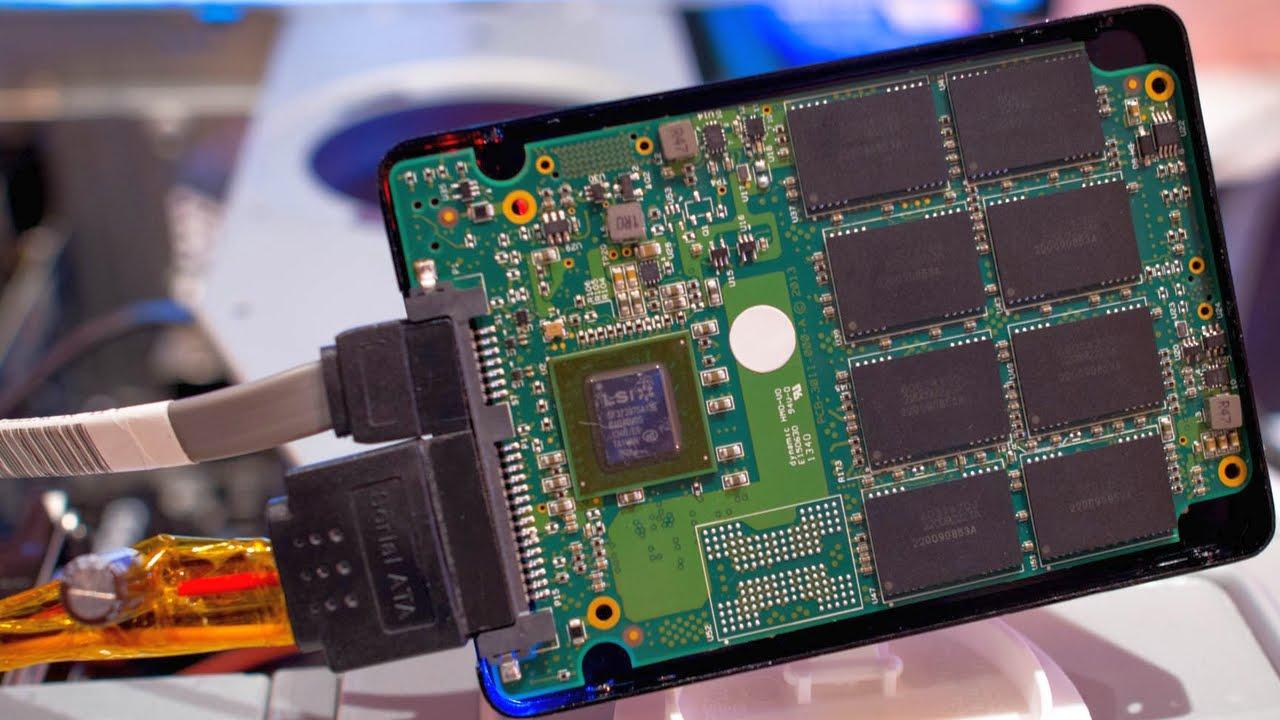 Почему ноутбук не видит SSD-диск и как это исправить